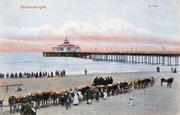 Pk, Blankenberghe - Blankenberge - Le Pier, Ungel.ca.1920 - Blankenberge