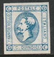 Italy Sc 23 MNG - 1861-78 Vittorio Emanuele II