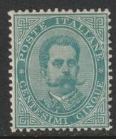 Italy Sc 45 MVLH - 1878-00 Umberto I