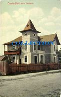 OCNELE-MARI - Valcea 1920, VILA Dr. TEOHARIE, Raritate Excelenta Necirculata - Roumanie