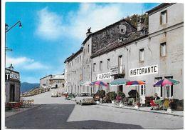 San Pellegrino Terme (Lucca). Interno Del Paese - Auto, Car, Voitures. Insegna Sali E Tabacchi. - Lucca
