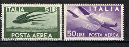 "ITALIA - 1957/62 - SERIE ""DEMOCRATICA"" - FILIGRANA STELLE - MNH - 6. 1946-.. Republik"
