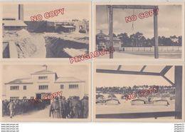 Fixe Rare Pochette 8 Photo-carte KZ Sachsenhausen Camp De Concentration Konzentrationslagen Allemagne - 1939-45