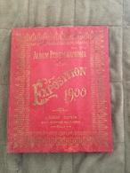 Album Photographique Exposition 1900 Contenant 19 Photographies - Photos