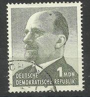 """DDR 1087y """"1 Briefmarke Zu Walter Ulbricht, Satz Kpl. 1965 """" Gestempelt Mi.-Preis 3,00 - Oblitérés"""