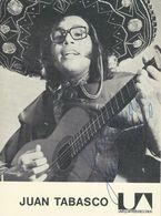 Juan Tabasco - Cantanti E Musicisti