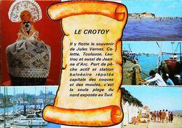Le Crotoy  Poupée Doll Pèle Mèle Flamme - Poupées