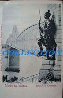 CONSTANTA CERNAVODA Bridge 1910 Armata ROMANA, Donau River Pont, Dorobant, Unused - Roumanie