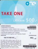 5/ Austria; ONE, Old Prepaid GSM Card - Autriche