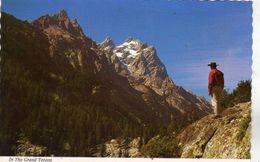 In The Grand Tetons Range - National Park  Wyoming - Yellowstone Park Co - Etats-Unis