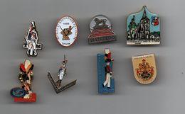 Pin's, Grenadiers, Relèves, Empire, Flanqueurs, Gardes De Belgique......BT15 - Militaria