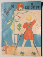 Album à Colorier, 1941 - Other