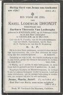 BP Dhondt Karel Lodewijk (Knesselare 1838 - Oedelem 1919) - Collections