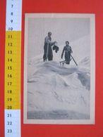 CA.16 ITALIA CARD 1925 SPORT SCI NEVE UOMO DONNA INVERNO ABBIGLIAMENTO - Winter Sports
