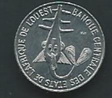 Afrique De L'ouest : 1 Franc 1978  - Pia 23101 - Monedas