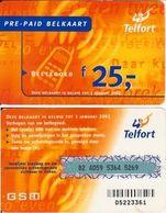 41/ Norge; Telfort, Old Prepaid GSM Card - Pays-Bas