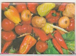 Romania Old 1977 Small Calendar - CLF - Calendars