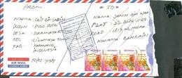 INDONESIA KARAWANG AIRMAIL TO BAHRAIN COVER 40671 RETURNED TO SENDER SC 1944 - Indonesia