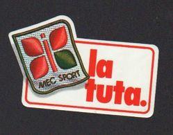 Stikers Adesivo MEC Sport Milano Maglie Calcio Milan Football Shirts Autocollant Maillots De Football FAS00012 - Vignettes Autocollantes
