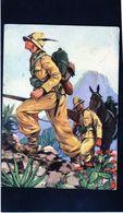 """CG45 - Italia - 5° Divisione Alpina """"Pusteria"""" - Militari"""