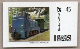 "BRD - ""Marke Individuell"" -  Eisenbahn Train - Dieselrangierlok 199 041 - Trains"