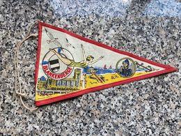 BLANKENBERGE     : Oude Fietswimpel ( Zie Scan Voor Detail ) : - Blankenberge