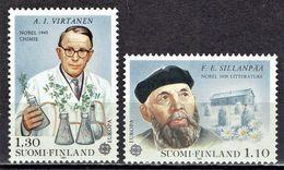 Finnland / Finland - Mi-Nr 867/868 Postfrisch / MNH ** (H442) - Europa-CEPT
