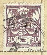 CZECHOSLOVAKIA-DEFINITIVE ISSUE-USED STAMP - Czechoslovakia