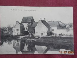 CPA - Déola - Porte Du Pont Perrin - Francia