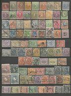 Indes Néerlandaises - Collection De Timbres Neufs (la Plupart *) Ou Oblitérés - Quelques 2ème Choix - Stamps