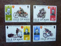 1974  Moto TT Race    SG =  46 / 49  ** MNH - Man (Insel)
