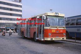 Reproduction D'une Photographie D'un Bus Fiat Ligne 6 à Venise En Italie En 1976 - Reproducciones
