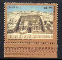 Bresil Brasil 3109 Temple De Ramses, Abou Simbel - Aegyptologie