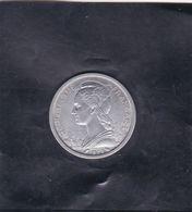 Pièce De Monnaie REUNION - République Française De 1f De 1973 - Argus Monnaies Du Monde De J.L. THIMONIER (A Voir) - Réunion