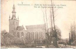 274) Cortenbosch -) Zicht Der Kerk Komende Van Cosen - Sint-Truiden