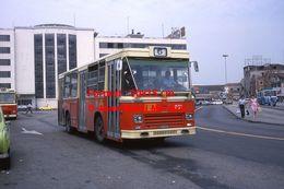 Reproduction D'une Photographie D'une Vue D'un Bus Fiat Ligne 6 à Venise En Italie En 1976 - Reproducciones