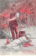 Sa Signature ! - Belgique Décapitée - Guillaume II - Kaiser Wilhelm - Neutralité - Albert Ier -  Plan Schlieffen - War 1914-18