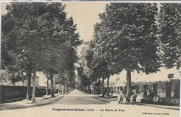 10, Aube, NOGENT SUR SEINE, La Route De Bray, Scan Recto-Verso - Nogent-sur-Seine