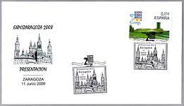 EXPOZARAGOZA 2008. Zaragoza, Aragon, 2008 - Universal Expositions