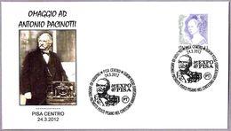 Homenaje Al Físico ANTONIO PACINOTTI. Pisa 2012 - Physics