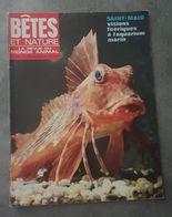 Bêtes Et Nature N°67 Thais Papillon De Provence - Bichon Frisés - Rat Des Moissons Sautepiquet De 1969 - Nature