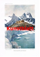 621-2 Richard Schucht Piztal Wenns Ötztal Tirol Artikel Mit Bildern 1900/06  !! - Magazines & Newspapers