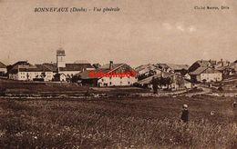 Bonnevaux - Vue Générale - Other Municipalities
