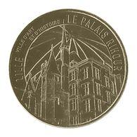 Monnaie De Paris , 2019 , Lille , Ville D'art Et D'histoire , Le Palais Rihour - Monnaie De Paris