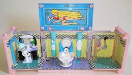 Casa Polly Pocket Vintage, BlueBird 1999 - Precioso Baño Modular - Otros