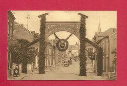 C.P. Havelange = 02.08.1931 : Congrès  Eucharistique  :  Arc De Triomphe De La Rue De La STATION - Havelange