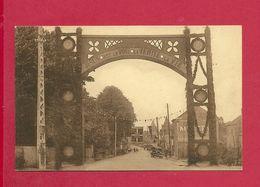 C.P. Havelange = 02.08.1931 : Congrès  Eucharistique  :  Arc De Triomphe De La Route De LIEGE - Havelange