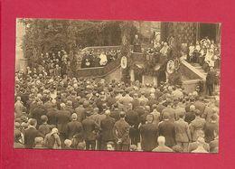 C.P. Havelange = 02.08.1931 : Congrès  Eucharistique  :   Allocution De Monsieur Le DOYEN - Havelange