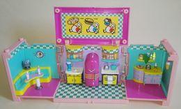 Casa Polly Pocket Vintage, BlueBird 1999 - Preciosa Cocina Modular - Otros