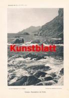 632 Felix Von Cube Korsika Corsica Artikel Von 1901 !! - Ohne Zuordnung